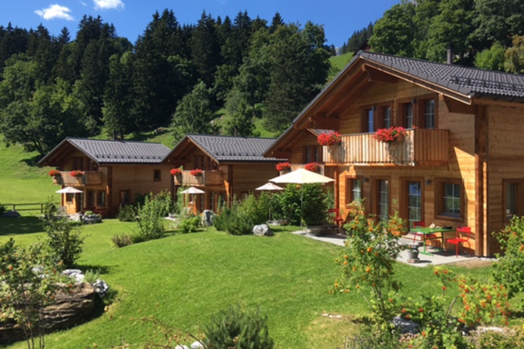 [Translate to espanol:] Chalet Hotel Ahorn